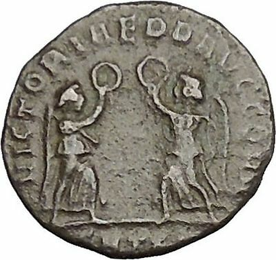 CONSTANTIUS II son of  Constantine the Great  Ancient Roman Coin Victory i50692
