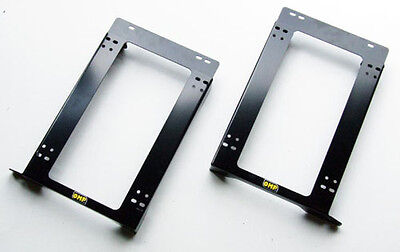 Peugeot 106 Gti 1.6 16V All Omp Racing Bucket Seat Mount Subframes Twin Pack