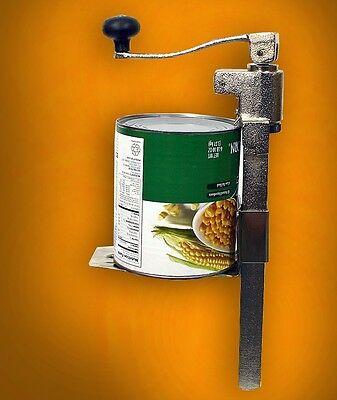 """Brand New MTN #1 Commercial Restaurant Heavy Duty Table 11"""" Large Can Opener"""