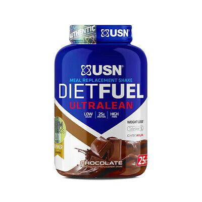 USN Diet Fuel Ultralean Protein 2Kg ( High Meal Replacement )