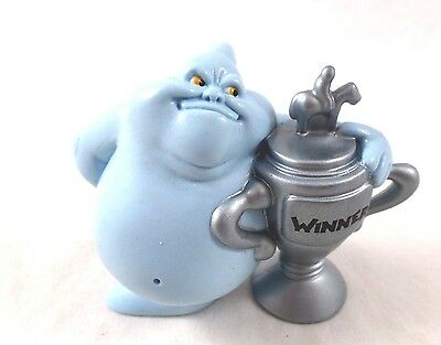 """Casper The Ghost """"Fatso"""" with Trophy PVC Figure '94 Tyco Topper Toy Lot Group"""