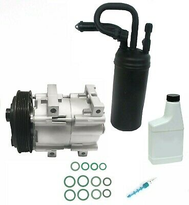 Reman A/c Compressor Kit Ford Ranger/mazda 2500 98-01 L4 2.5L