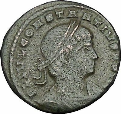 CONSTANTIUS II Constantine the Great son Ancient   Roman Coin Standards  i50745