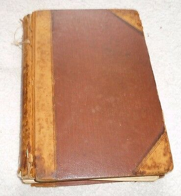 Antique Book History Of Islesborough Maine Parcel Maps Map Genealogy First 1893