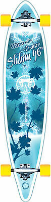 "Adrenalin Cruiser Slalom Ii 46"" Skateboard - The Premium Push Cruiser"