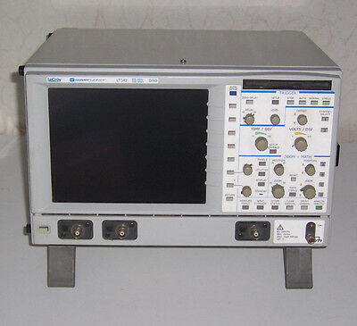 "LeCroy LT342  500MHz 8,4"" Farb-LC-Display"