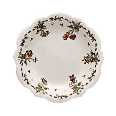 Hutschenreuther Christmas Sweets, Pastries Plate, Plate, Porcelain Ø 31 cm 12849
