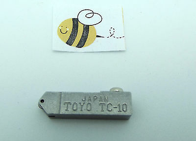 Toyo Cutter Head Replacement Pattern Blade TC10 Replaces TC-10 TC-17 or TC600