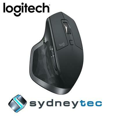 New AU Logitech MX Master 2S Wireless Mouse Graphite