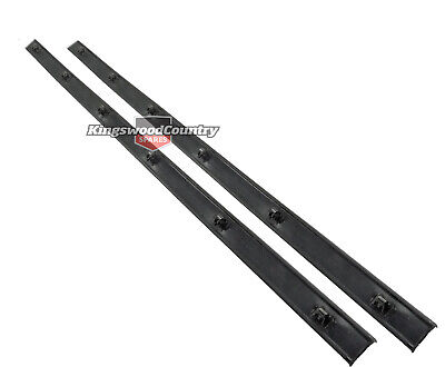 Holden Door Weather Belt Strip Seal REAR OUTER LEFT +RIGHT WB Statesman