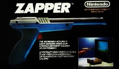 NES Zapper Great Condition Fast Shipping