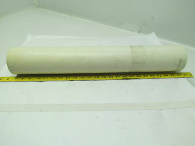 "2 Ply White Friction Surface Conveyor Belt 23-1/2"" Wide 10Ft Long 0.070"" Thick"