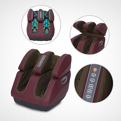 Beautician Leg Foot Massager Calf Ankle Body Relaxation Heating