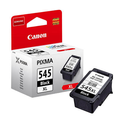 Genuine Original Canon PG545XL Black Ink Cartridge For PIXMA MG2950 Printer
