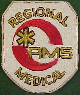 Regional Medical RMS Patch