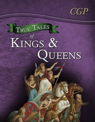 True Tales of Kings & Queens ― Reading Book: Boudica, Alfred th...