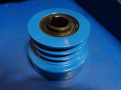 CENTRIFUGAL CLUTCH 3 GROOVE B UP TO 68 HP  HEAVY DUTY NEW 1-7/16 Bore 125B336.5
