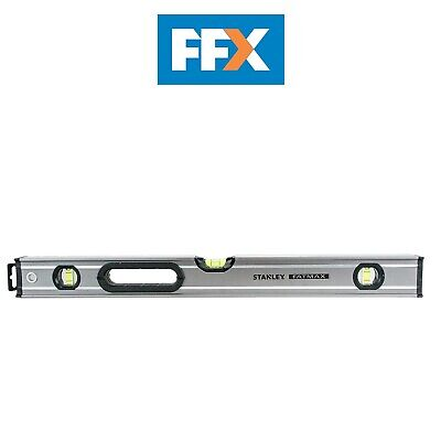 Stanley STA043624 Fatmax Pro Box Beam Spirit Level 3 Vial 60cm
