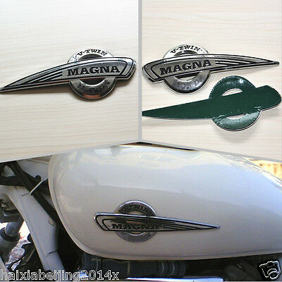 Motorcycle Gas Tank Emblem Sticker Badge Decal For Honda Magna VF500 VF700 VF750