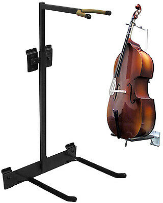 STRING SWING HH10 Upright Bass / Cello Wall Stand - SLATWALL MOUNTING