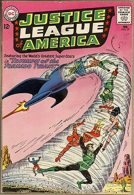 Justice League Of America #17 - VG+