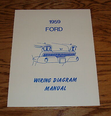 1959 ford thunderbird wiring diagram manual 59 • cad 12 29 1959 ford car wiring diagram manual 59