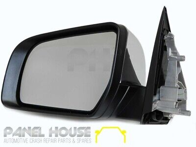 Ford Ranger PX Ute NEW SHAPE Left Chrome AUTOFOLD Electric Door Mirror Upgrade
