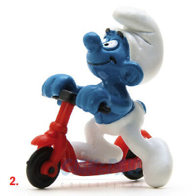 PUFFO PUFFI SMURF SMURFS SCHTROUMPF 4.0230 40230 Scooter Monopattino 2A