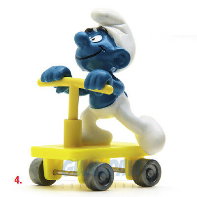 PUFFO PUFFI SMURF SMURFS SCHTROUMPF 4.0230 40230 Scooter Monopattino 4A
