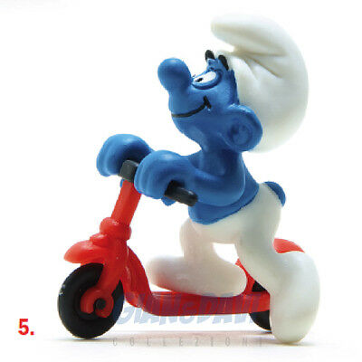 PUFFO PUFFI SMURF SMURFS SCHTROUMPF 4.0230 40230 Scooter Monopattino 5A