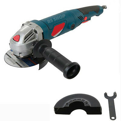 "900W Electric Angle Grinder 4.5"" 115mm Heavy Duty Cutting Grinding with Warranty"