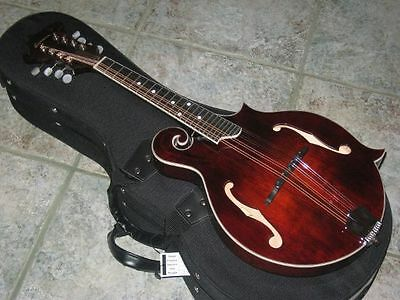 Eastman MD515 F Style Mandolin with Hard Case