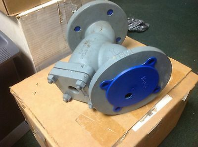 """Mueller Steam Specialty 3"""" Class 150-3 Y Type Strainer 378101 NEW IN BOX $199"""