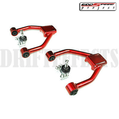 Godspeed Is300 Lexus 01-05 Altezza Rs200 Gen2 Front Adjustable Camber Arm Kit
