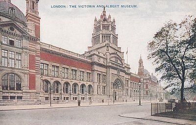 LONDON : The Victoria and Albert Museum -PHOTOCHROM
