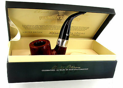 Peterson of Dublin - PIPE OF THE YEAR 2015 150 ANNIVERSARY LIMITED New Pfeife