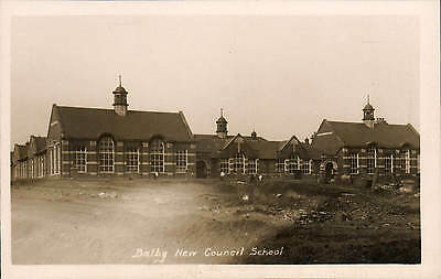Balby, Doncaster. New Council School.