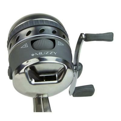 Muzzy XD Pro Spin Style Bowfishing Reel 1069