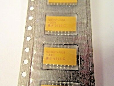 Lot of 2 Bourns 4816P-1-103 10K Ohm 2/% Resistor Network Array Isolated SO-16 SMD
