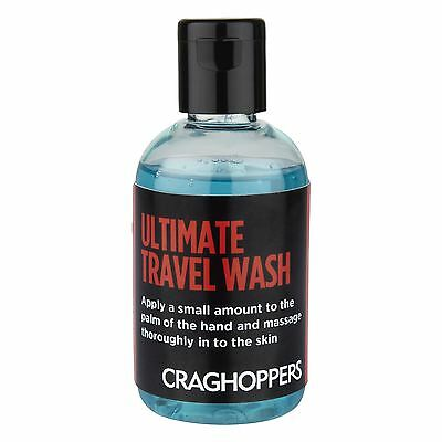 Craghoppers Ultimate Travel Wash - Camping, Hiking, Long trips away Free P&P