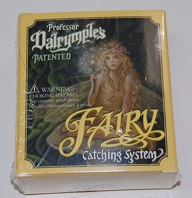 Professor Dalrymple's Fairy Catching System NIB Novelty Collectible