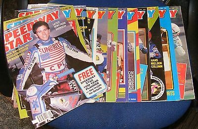 Speedway Star Magazine Various Issues 1990