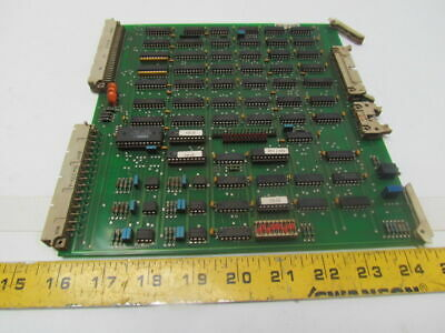 Bystronic E715-5-Q Circuit Control Board From BL1500DC