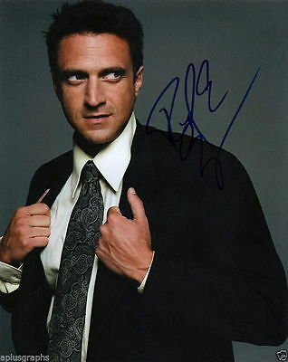 RAUL ESPARZA.. Broadway's Sexy Stud - SIGNED