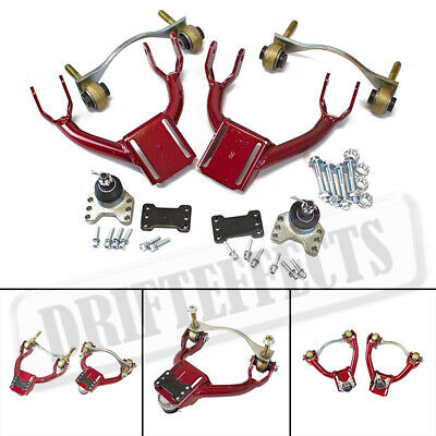 Gsp Civic Crx Integra Del Sol Eg Ef Da Dc2 Red Lower Control Arm Rear Camber Kit