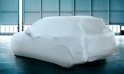 Sumex Indoor Dustcover Fabric Breathable Car Protection Cover - EXTRA LARGE XXL3