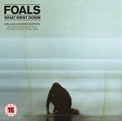 Foals - What Went Down (Deluxe) (NEW CD & DVD)