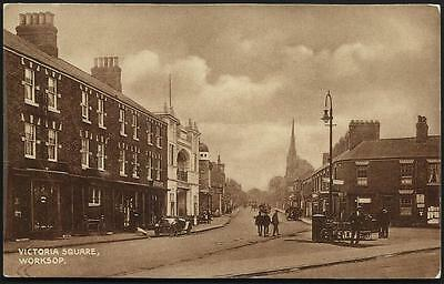 Worksop. Victoria Square. Palace Theatre.