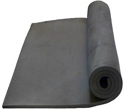 Closed cell polyethylene foam sheet, 1m x1m, insulation, sound / water proof