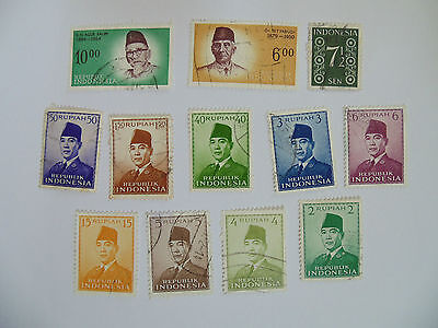 L208 - Collection Of Indonesia Stamps
